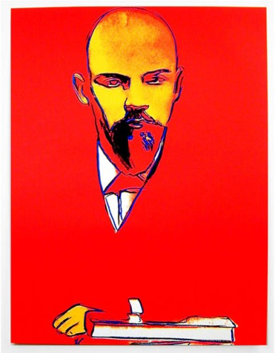 andy-warhol-red-lenin